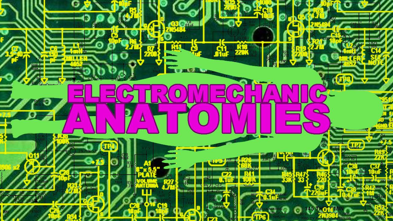 Electromechanicanatomies  tall
