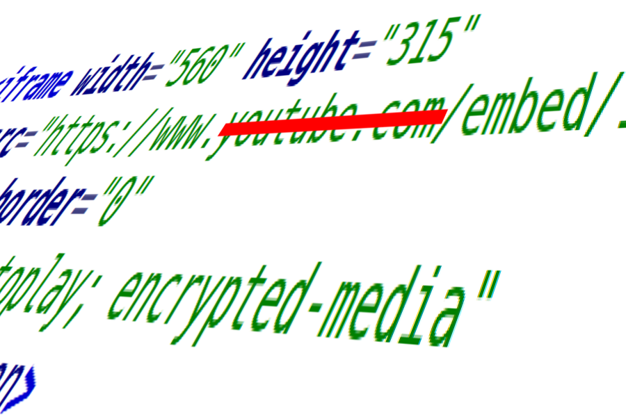 Website privacy extreme