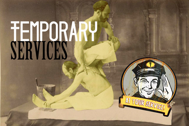 Medium temporary services
